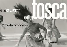 cie. toula limnaios: reading tosca