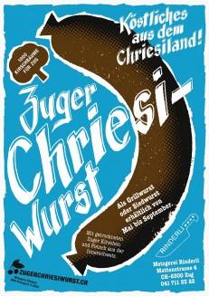 Zuger Chriesiwurst