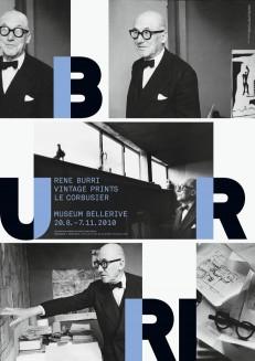 René Burri - Vintage Prints - Le Corbusier