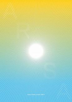 Arosa – Plakat für die Ausstellung »Switzerland: Design for Life« bei A Foundation, London