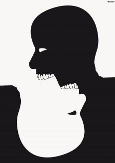Homo homini lupus est (Der Mensch ist dem Menschen ein Wolf)