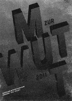 Mut zur Wut 2011