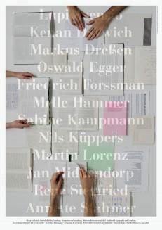 Dialog der Schrift: Autorschaft in der Gestaltung