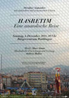 Marc Sinan – Hasretim – Dresdner Sinfoniker