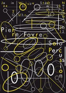 Pierre Favre Solo Percussion
