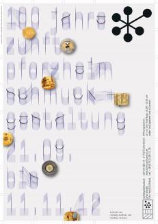 100 Jahre Zunft Pforzheim – Schmuck und Gestaltung