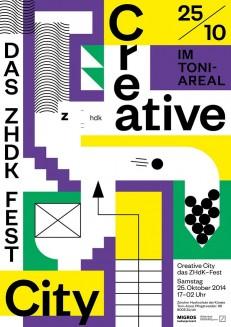 Creative City – Das ZHdK-Fest