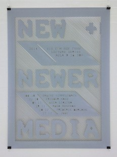 NEW + NEWER MEDIA