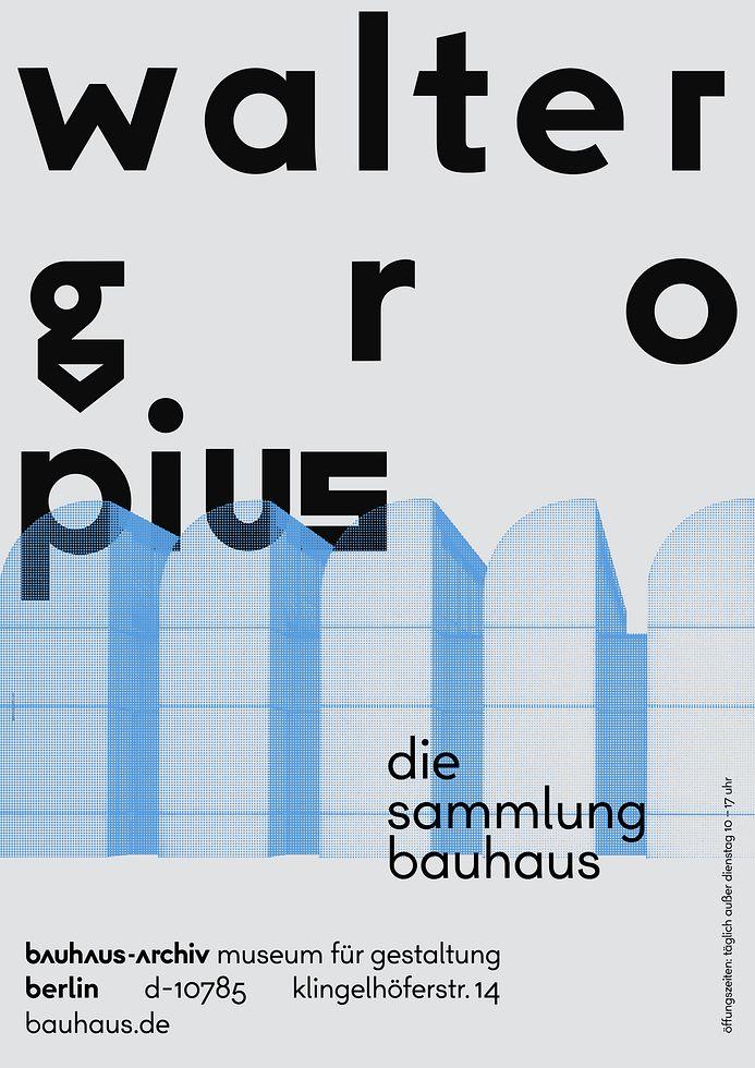Bauhaus-Archiv Sammlungsplakate