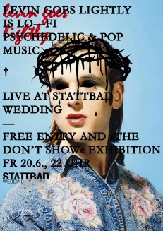 Levin goes lightly / Live at Merlin/Stuttgart / Live at Stattbad/Berlin