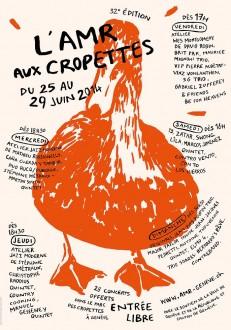L'AMR aux Cropettes, 32ème édition
