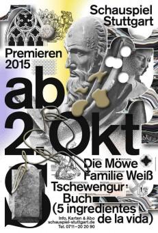 Schauspiel Stuttgart, Spielzeit 2015/2016
