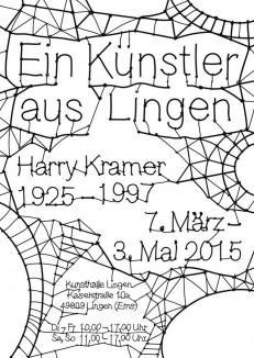 Ein Künstler aus Lingen. Harry Kramer 1925 - 1997