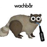 Wachbär