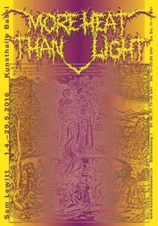 Sam Lewitt – More Heat Than Light