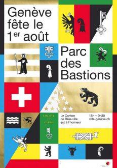 Genève fête le 1er août