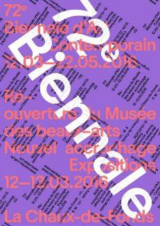 72. Biennale d'art contemporain