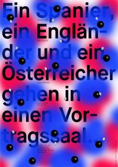 Ein Spanier, ein Engländer und ein Österreicher...