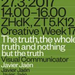 Javier Jaén: The truth, the whole truth and nothing but the truth