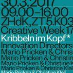 Mario Pricken & Christine Klell: Kribbeln im Kopf