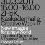 Thomas Traum: New images for a new world