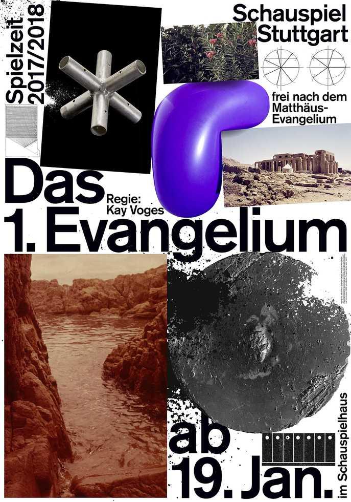 Das 1. Evangelium