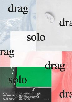 Cally Spooner: Drag Drag Solo