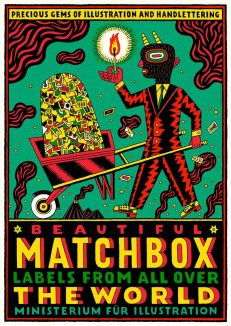 Beautiful Matchbox Labels from all over the World