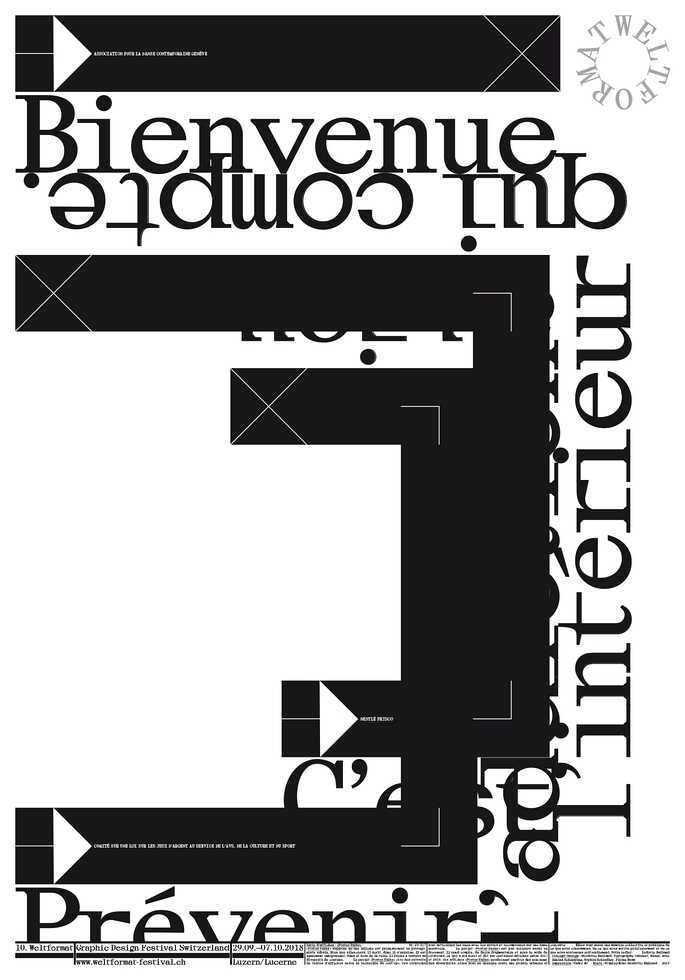Weltformat Graphic Design Festival