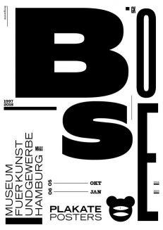 Bose Plakate