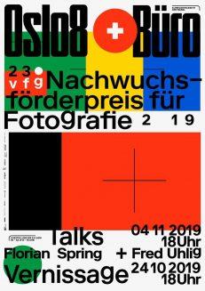 »Oslo 8« und »Büro« präsentieren den 23. vfg Nachwuchsförderpreis für Fotografie