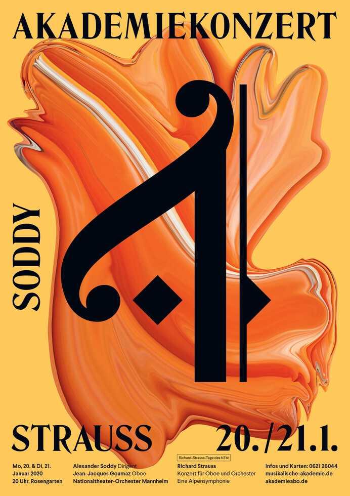 Akademiekonzerte – Orchester des Nationaltheaters Mannheim, Spielzeit 2