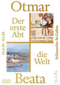 Otmar + Beata – Der erste Abt + Die Welt