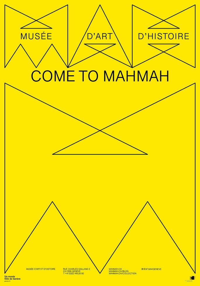 MAH – COME TO MAHMAH
