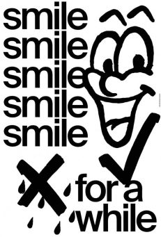smile for a while – Public Poster Gallery Reloaded