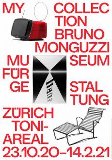 MyCollection: Bruno Monguzzi