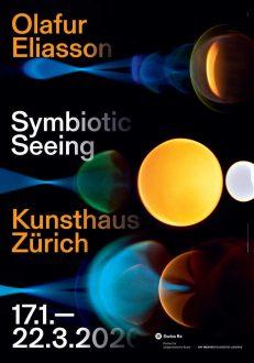 Olafur Eliasson, Symbiotic Seeing, Kunsthaus Zürich