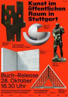 Kunst im öffentlichen Raum in Stuttgart